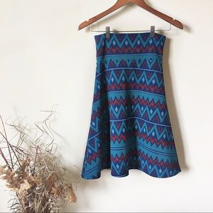 Lularoe Small Madison Skirt